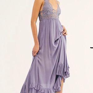 FP One Adella Maxi Slip dress
